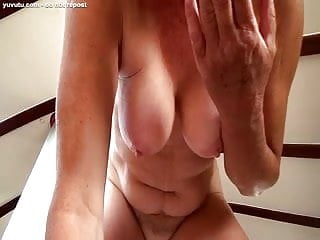 Natural lubricants gay - Cougar milks huge cock to lubricate her pussy