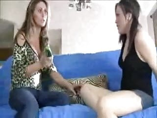 Mom teaches lesbian girl - Mom teaches girl