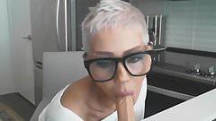 Milf with big tits webcam
