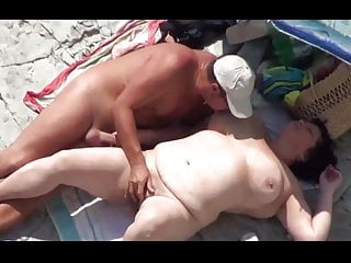 Let go at orgasm - Lets go to the beach xii