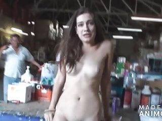 Nude humiliation public - Rachel nude in public