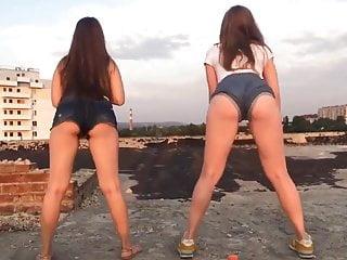Hot ass young girl fuckedd Teens twerking on the public hot ass, young girls, twerk