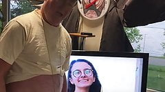 Ana Sara CUMM Face and Glasses