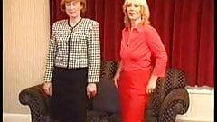 Village Ladies Alexandra and Veronica