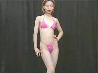 Naked catwalk video Asian catwalk lingerie special 2