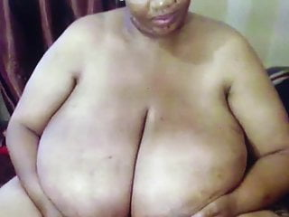 Super breasts African super breast