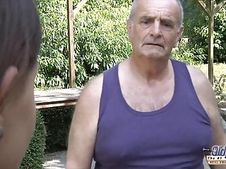 Young pussy tight Grandpa fucks young pussy so tight and wet ready for cum