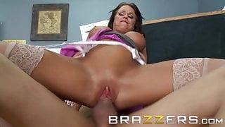 Brazzers - Brooke Belle Xander Corvus - Getting Head in Sex