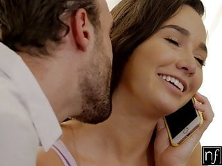Sex phone uk - Karlee grey surprised with hot sex while moms on phone s5:e9