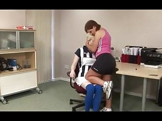 Hardcore lesbianism - :- total sexual humiliation of the schoolgirl-:ukmike video