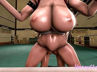Tina and tranny and cock Futa mila x tina animation with sound