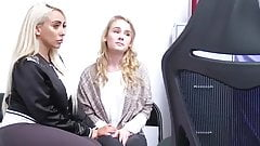 Kylie Kingston and Natalie Knight Caught Shoplifting