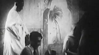 Crazy Arabian Bisexual Fucking Night (1920s Vintage)