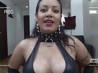 3d breast petting Tuvenganza - big chested latina zulima has a new pet slave