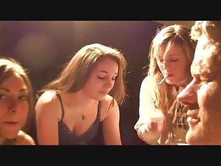 Sorority girls fucking Tatiana and her sorority girls