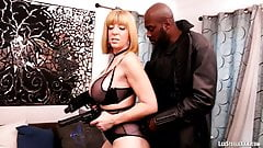 Big Boobed MILF PAWG Sara Jay Worships Lex Steele's BBC!