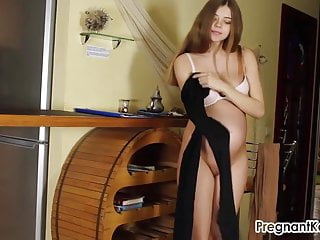 New big tit models - Watch as i excitedly model my new nylons