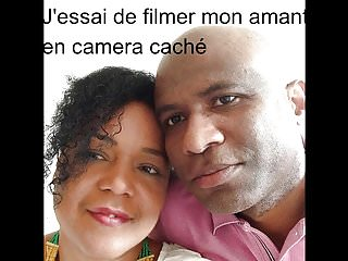 Ebony cum cachers Je film mon amant en camera cacher