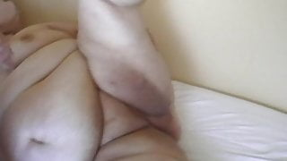 Pale sexy girl!