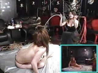 Amateur wife reluctant Reluctant volunteer-japanese sm bar-part ii.flv-