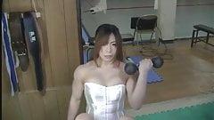 Hot Japanese MMA Fighter Rin Nakai