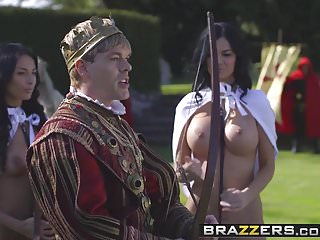 Celbs king nude - Brazzers - storm of kings parody part anissa kate