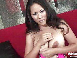Crazy pointy boobs - Fucking crazy big boobs