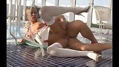 dionne blonde slut nurse