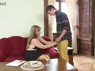 Stepmothers fucking sons - Real stepmother fucking and sucking not her son