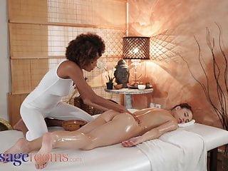 Ebony hot lingerie Massage rooms hot lesbian action with ebony brazil beauty