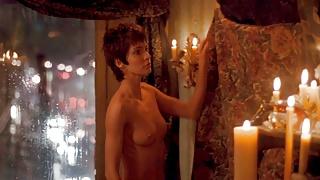 Anne Parillaud exposed nude