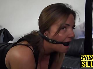 Kate hudson breast - Big titted milf sienna hudson gets her throat and cunt fucke