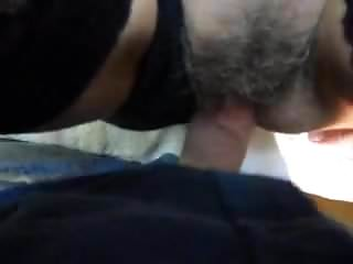 Cum in hairy panties Wife parts her panties for fuck and cum