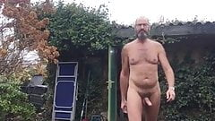 Nackt und geil