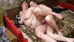 Mature and young cock 59