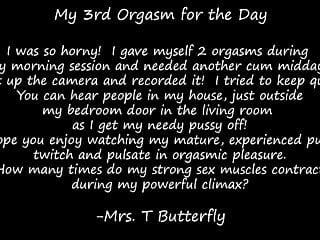 Pulsating pussy movie Mid day masturbation. pulsating pussy orgasm