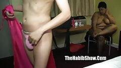 threesome skinny mexican jose  bbc redizlla fucks Sbbw lady