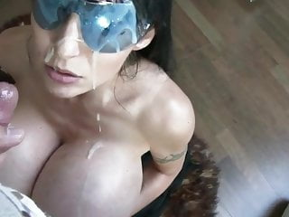 Massive facial movie - Seriously massive facial