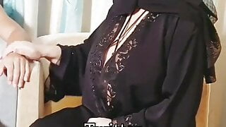 Dana, an Egyptian Arab Muslim with big boobs