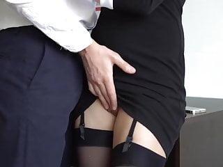 Naturat milking tit sluts - Nice office milking slut..you will cum