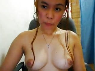 Girls showing off their boobs Cute filipina cam girl shows off her nice boobs