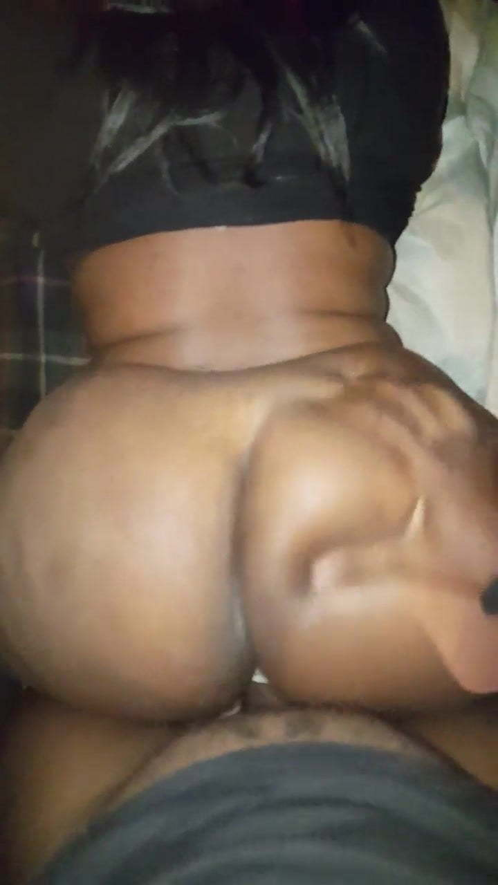 Ebony Bubble Butt Pornstar