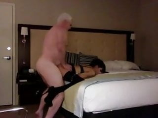 Grandad having sex - Grandad fucks a hooker