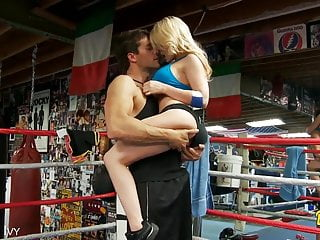 Teen girl boxing ring fuck Madison ivy gets fucked in the boxing ring