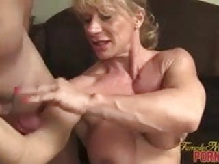 Handjob lover van club - Wild kat - muscle fan club 3 of 3