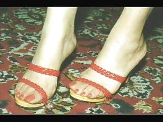 Beautiful nude twenty year old ladies Twenty years of my devine feet