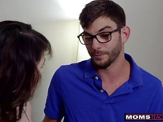 Capricorn male sexual practics - Momsteachsex stepsiblings practice fucking with stepmom s8e2