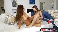 Hot girls lesbian sex