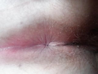 Absent anal wink My bbw wifes winking asshole while i play with it pt.1
