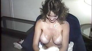 Hot Wive Krista's Secret Sex Party (Part 2)
